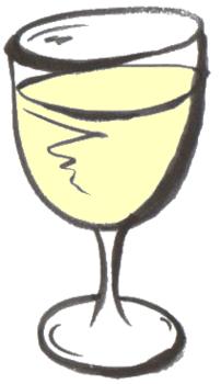 ワイングラス白筆 白ワイン.png